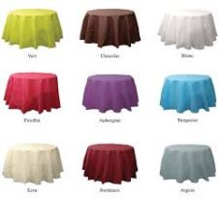 NAPPE RONDE
