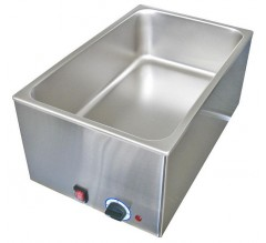 BAIN MARIE SUR TABLE